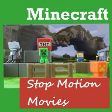 06/26 Minecraft Stop Motion Movie Grades 1-6