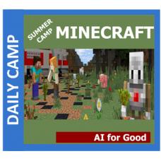 06/22 Minecraft: AI for Good - Daily GR 1-8