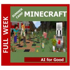 06/22 Minecraft: AI for Good - GR 1-8