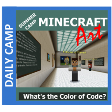 07/27 Minecraft: Meets Arts - Daily GR 1-8