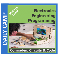 08/03 Piper: Electronics, Engineering Programming - Daily GR 3-7