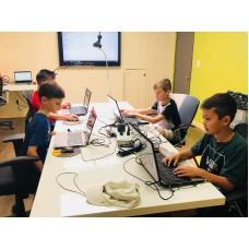 Minecraft Coding w/JavaScript Summer