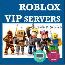 ROBLOX - VIP Servers - GR K-12