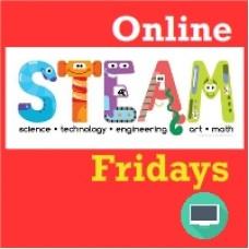 [FALL] STEAM Fridays - Fri 3:30-4:30 pm