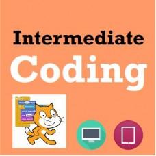 [JAN-MAY] Intermediate Coding Series - Wed 3:30-4:30 pm