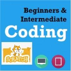 [FALL] Beginners & Intermediate Coding Series - Wed 3:30-4:30 pm