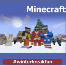 01/06 MINECRAFT Winterbreak Trips GR K-8