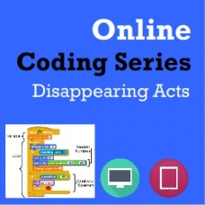 07/27 STEM Code Series: Disappearing Acts Chemistry