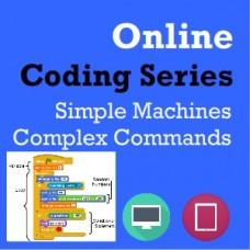 08/03 STEM Code Series: Simple Machine Complex Commands