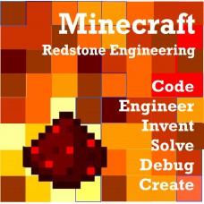 8/05 - 8/09 Minecraft-Redstone Engineering GR 1-7