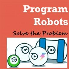 7/15 - 7/19 Programming Robots GR 4-9