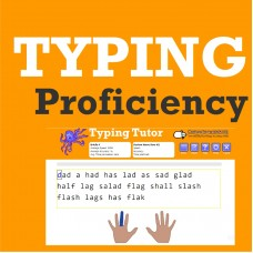Typing Proficiency - Wednesday 4:00-5:00 pm