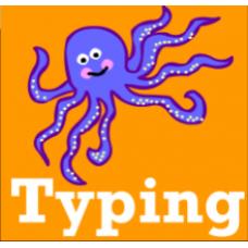 Typing Practice (Grades K-12)