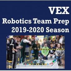7/29 - 8/03 VEX Robotics Team Prep 2019-20 GR 4-9