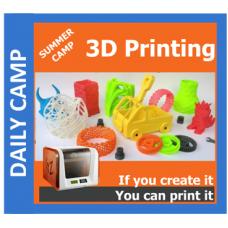 07/27 3D Printing - Daily GR 1-8
