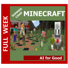 06/22 Minecraft: AI for Good - GR 1-8