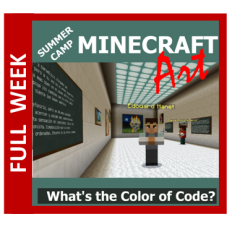 07/27 Minecraft: Meets Arts - GR 1-8