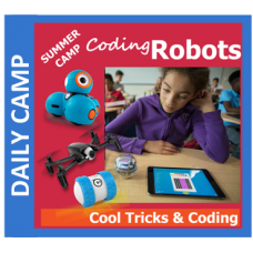 07/13 Code Robots - Daily GR 1-8