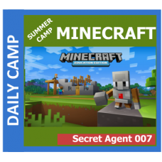 07/06 Minecraft: Secret Agent 007 - Daily GR 1-8