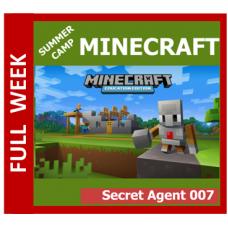 07/06 Minecraft: Secret Agent 007 - GR 1-8
