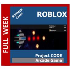 08/03 Roblox: Project Code: Arcade Games - GR 1-8