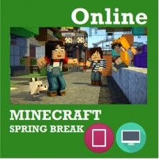 Minecraft: Voyage to Outer Space 10:00am - 12:30pm
