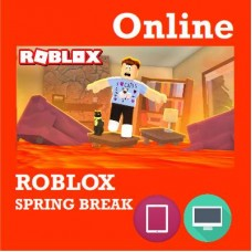 Roblox: Floor is Lava 10:00am - 12:30pm