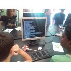 Code & Electronics w/Raspberry Pi