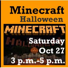 Minecraft Halloween Event 2018