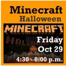 Minecraft Halloween Event 2021