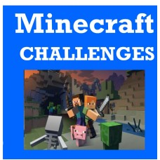 Minecraft Challenges (Registration is Closed)