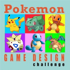 8/05 - 8/09 Pokemon Game Design GR 1-7