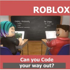 4/17 ROBLOX Can you Code your way out?  GR 1-7