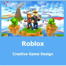 01/09 ROBLOX  Creative Game Design Grades 1-7