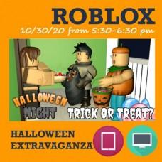 Trick O Treat Halloween Extravaganza