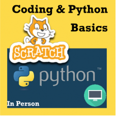 07/19 CODING and PYTHON Basics - GR 1-6