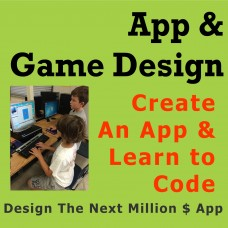 6/24 - 6/28 App & Game Design iOS/Android GR 4-9