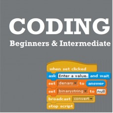 Coding for Beginners /Intermediate Session 2