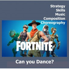6/24 - 6/28 FORTNITE Strategy with Music Composition GR 1-7