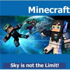 01/10 MINECRAFT Sky is not the Limit! GR K-8