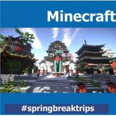 4/16 MINECRAFT #springbreaktrips GR 1-7