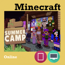 07/06 Minecraft: Sky Wars (4 day camp)