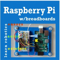7/08 - 7/12 Electronics & Programming w/Raspberry Pi GR 4-9