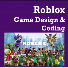 6/24 - 6/28 Roblox Game Design & Coding GR 1-7